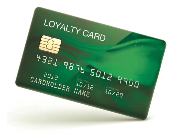 loyalty card for fashion epos system