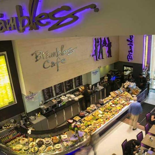 brambles cafe